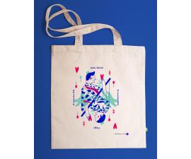 Tote bag personnalisable - LUI + LUI - Pique ton coeur