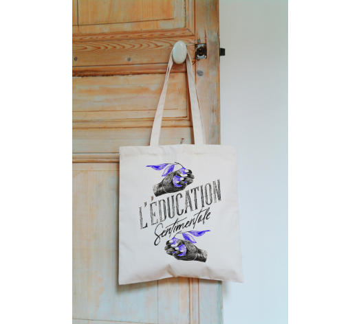 Tote Bag - L'ÉDUCATION SENTIMENTALE