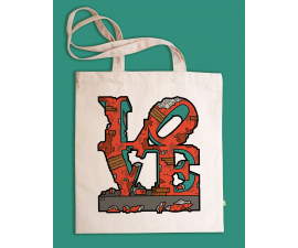 Tote Bag - NO LOVE