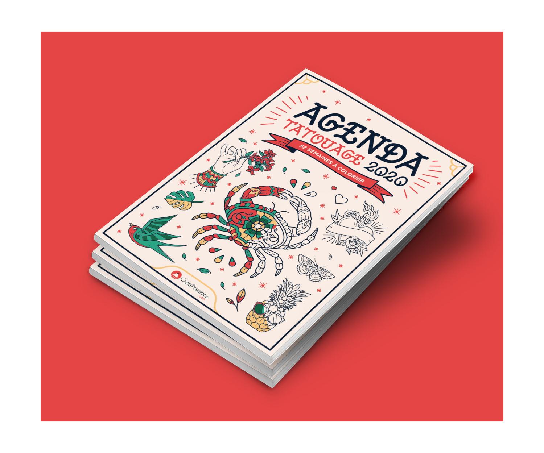 Agenda 2020 - Tatouage