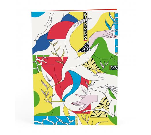 Carnet - Papier Merveille x Sophie Della Corte