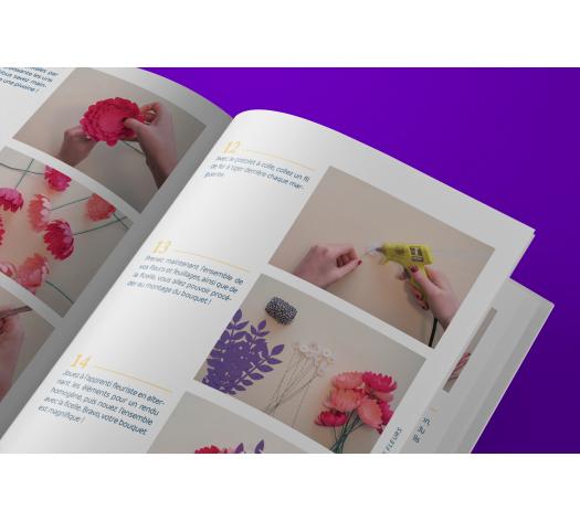 Le Paper Art avec Charlotte Sagory